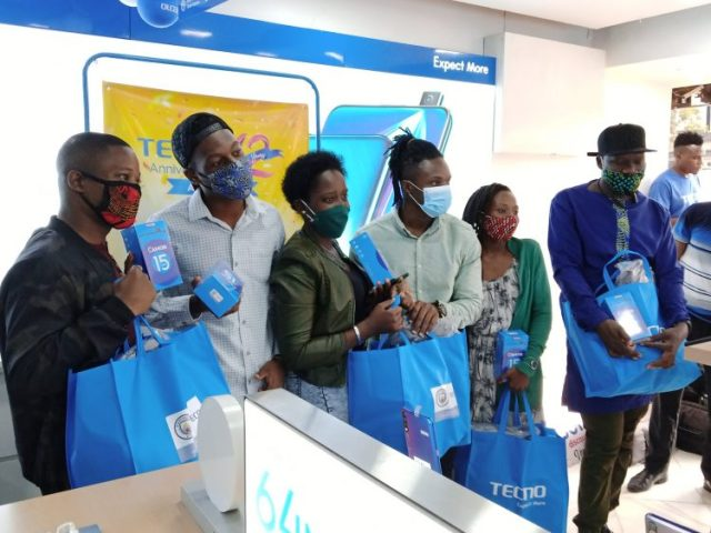 TECNO Mobile set to reward customers in new campaign as they mark 12 Year anniversary in Uganda 5 MUGIBSON WRITES