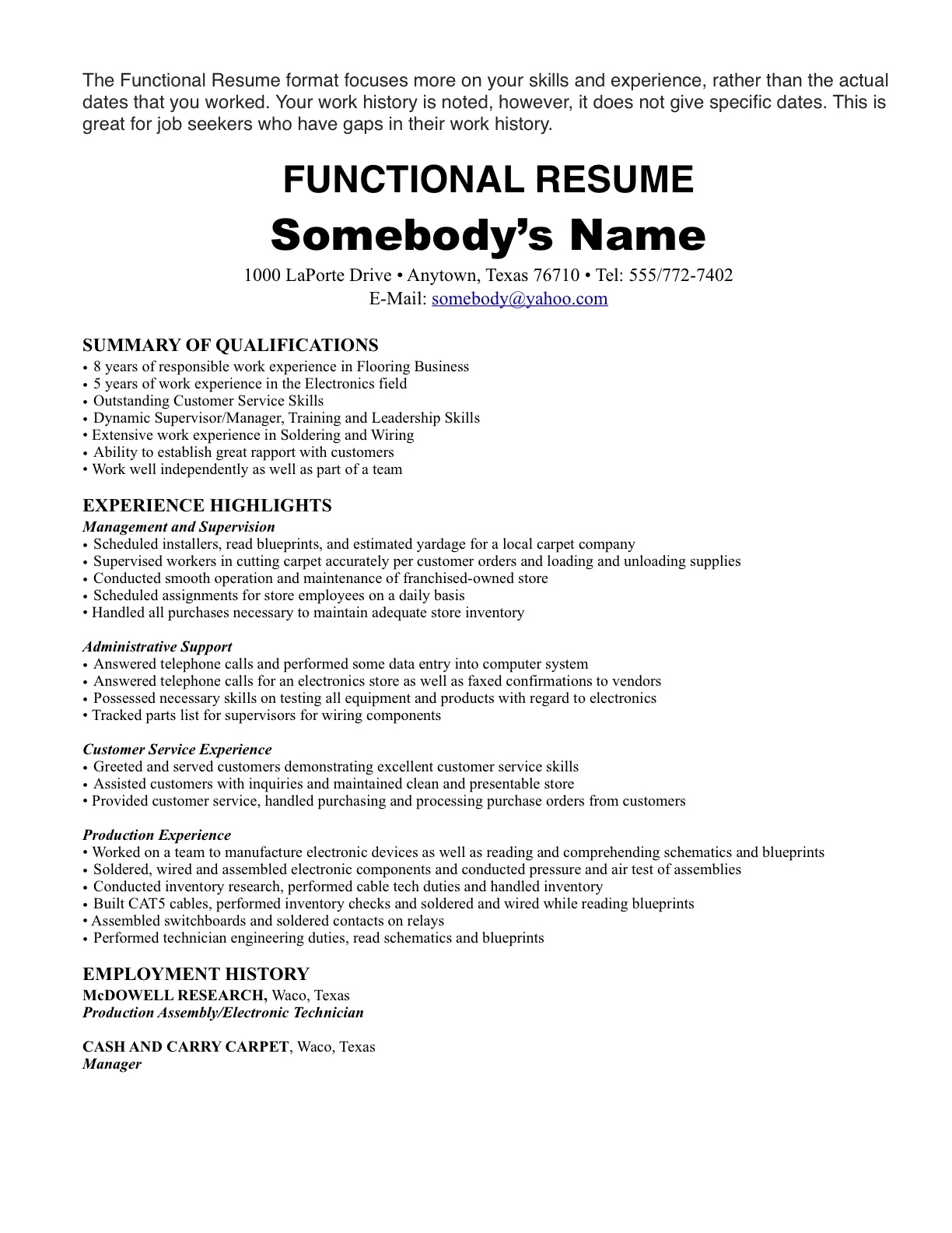 resume work experience example resume templates no work  storekeeper cv work experience essay examples art essay topics the yellow application