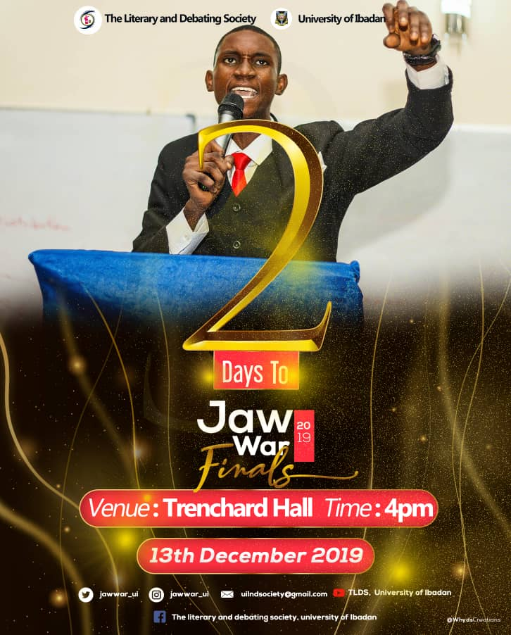 Jaw War 2019; Is the Prophecy of the gods Coming to Pass?