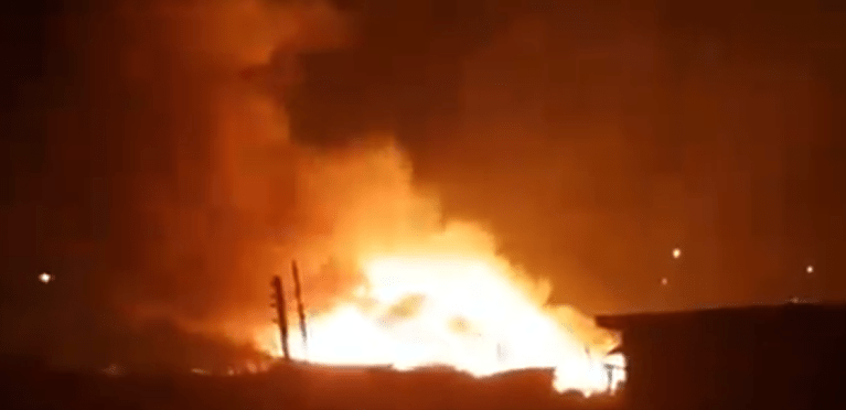 Fire Guts Hostel Facility, Renders Students Homeless