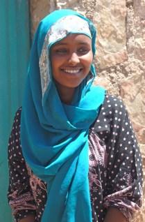 Harar girl