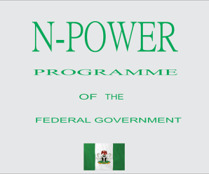 Items Needed For NPower Physical Verification & Screening Exercise