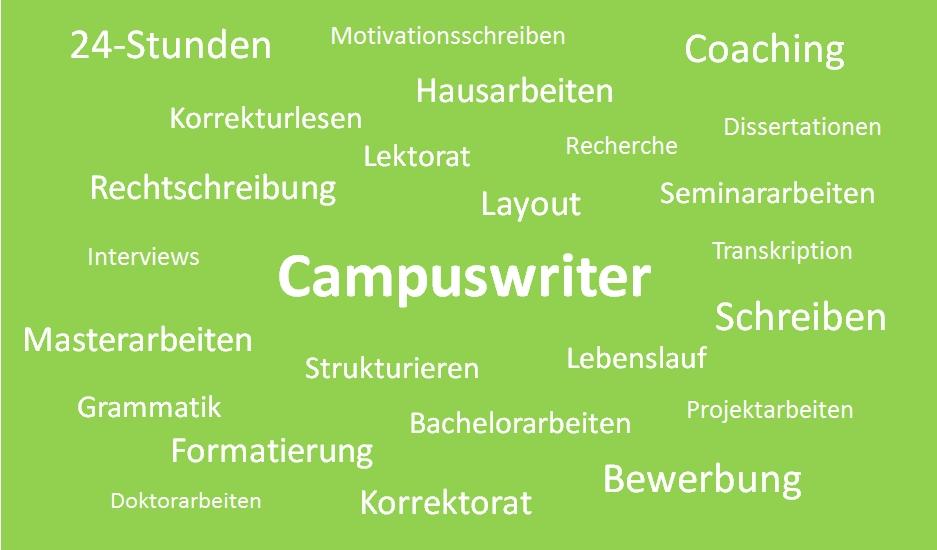 Campuswriter Service