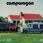 Campwagon par excellence - Advertising leaflet of Campwagon Van de Ville - Ford