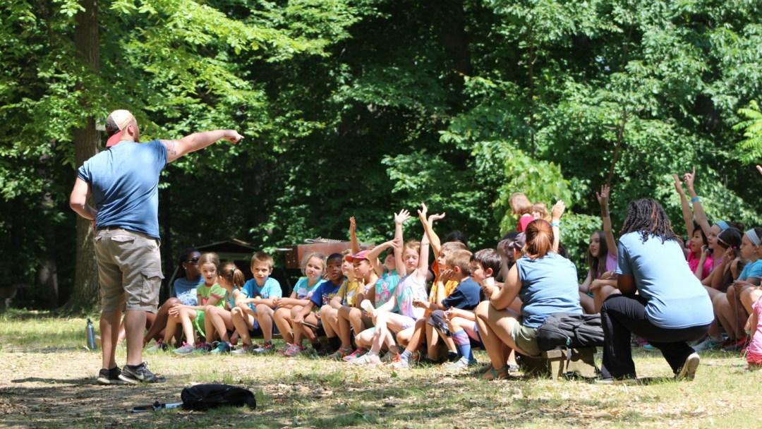 Warwick - in camp
