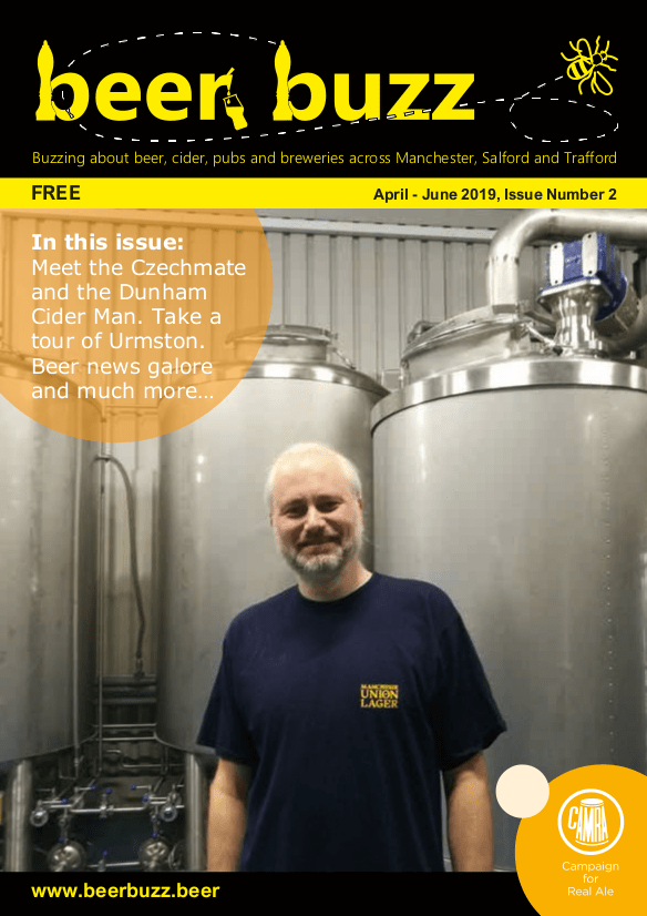 Beer Buzz Issue 2 Out Now