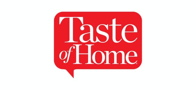 Taste of Home Writing Sample