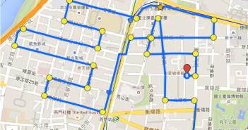 2015臺灣省城隍繞境路線