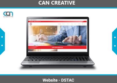 Jasa Pembuatan Website  DSTAC
