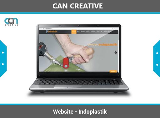 Jasa Pembuatan Website Indoplastik
