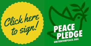 Sign the Peace Pledge