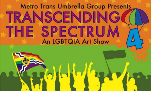 Transcending the Spectrum Art Show