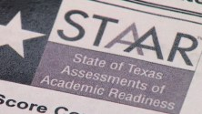 Cover of STAAR booklet