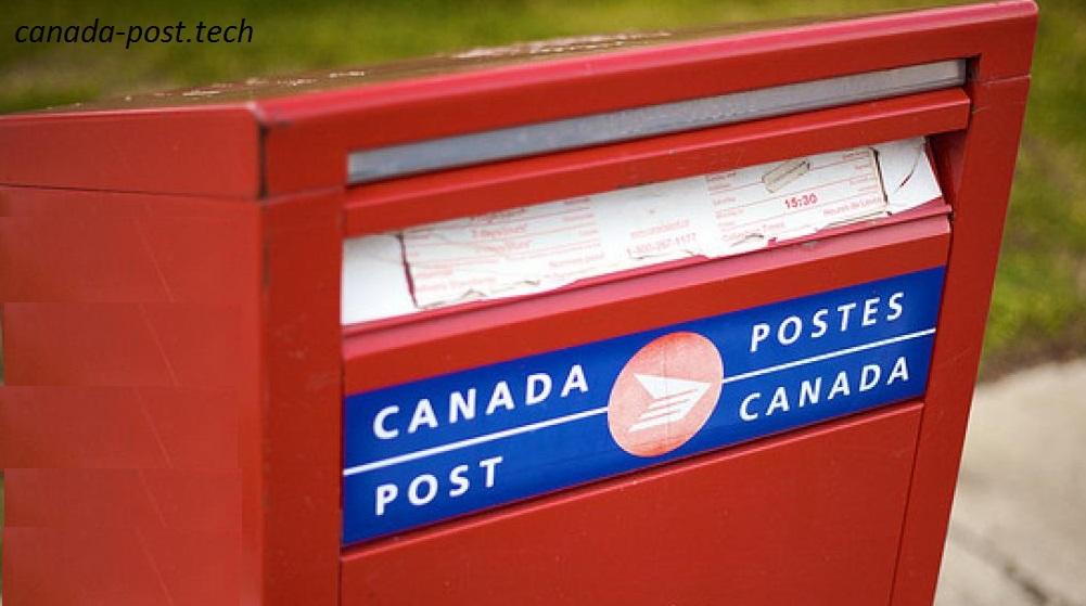 How to do Canada Post Address Change
