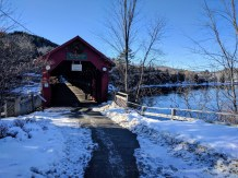 Covered bridge - Wakefield