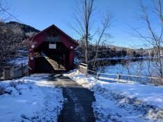 Covered bridge - Wakefield