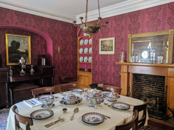 Bellevue House - Dining Room