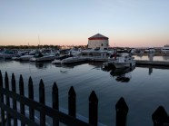 Kingston Harbour and Martello Tower