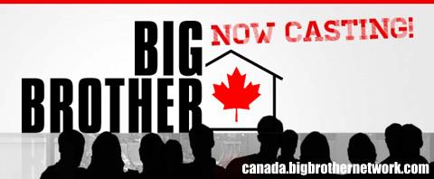 Big Brother Canada casting