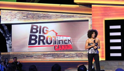 Big Brother Canada & host Arisa Cox