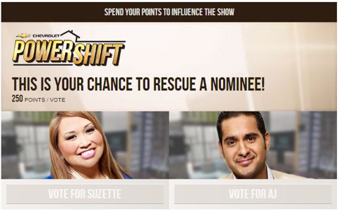 Big Brother Canada Power Shift Twist