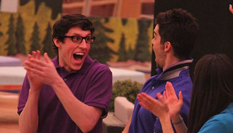 Peter and Alec - Big Brother Canada