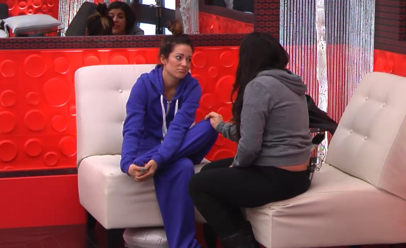 Sabrina warns Anick