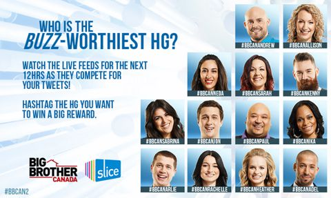 Big Brother Canada 2 BuzzWorthy Challenge