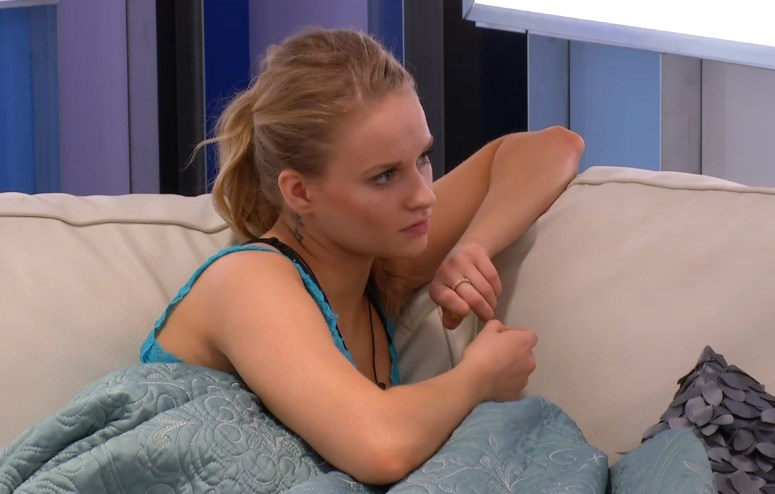 Heather on BBCAN2