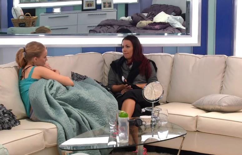 Sarah talks to Heather