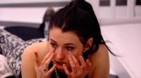 Rachelle dries her tears