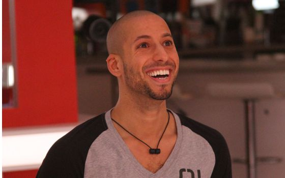 Adel is happy, for now, on Big Brother Canada