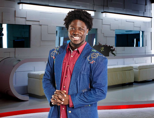 Godfrey Mangwiza – Brother Brother Canada 3 Houseguest