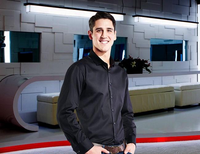 Zach Oleynik – Big Brother Canada 3