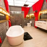 Big Brother Canada 3 - HoH bathroom