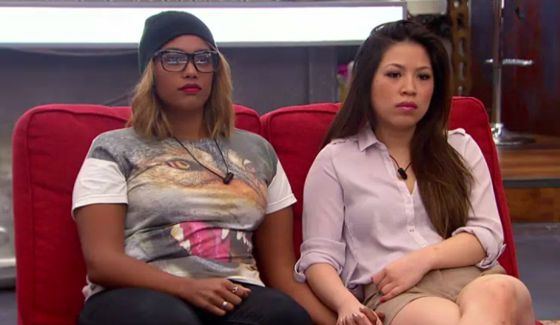 Brittnee and Sindy face elimination on Big Brother Canada
