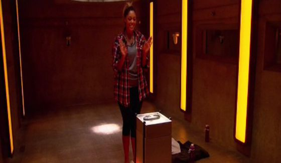 Brittnee receives Twist power on BBCAN3