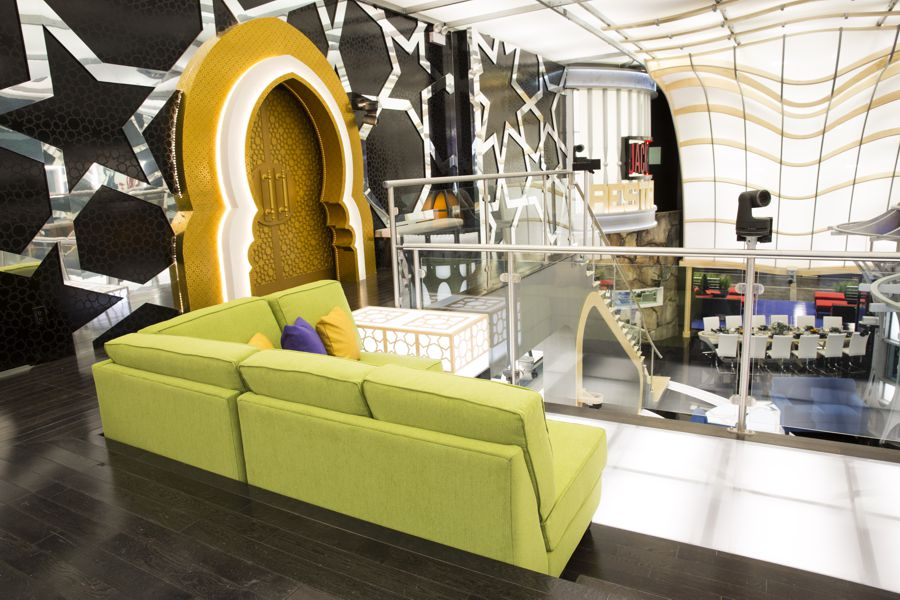 Big Brother Canada 4 – Living area 06