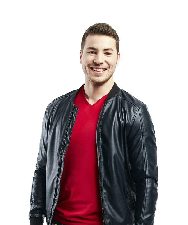 Philippe Paquette on Big Brother Canada 4