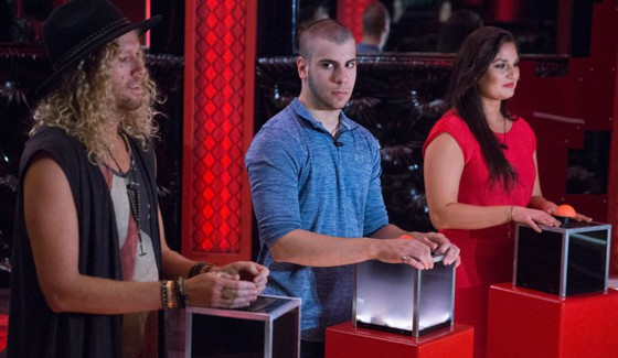 Tim, Nick, & Cassandra compete on BBCAN4