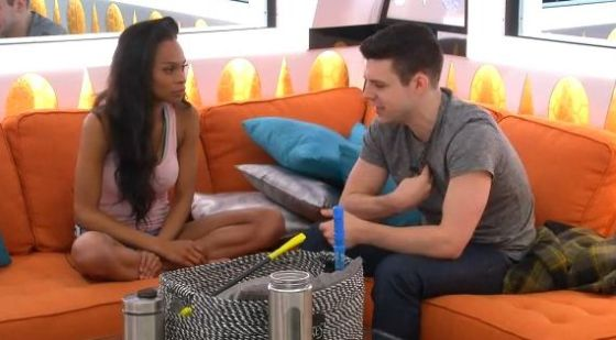 Ika and Kevin talk plans on BBCAN5