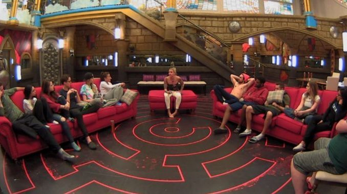 Big Brother Canada 6 Live Feeds Discussion Another House Meeting
