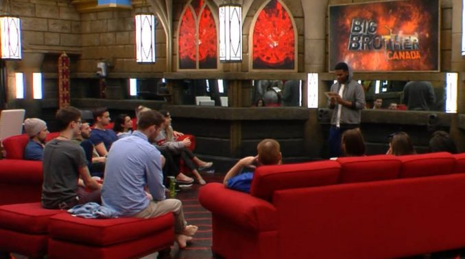 Big Brother Canada 6 Live Feeds Discussion HGs Given a Task!