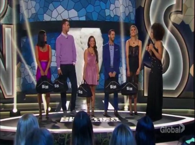 Big Brother Canada 6 Houseguests Move-In