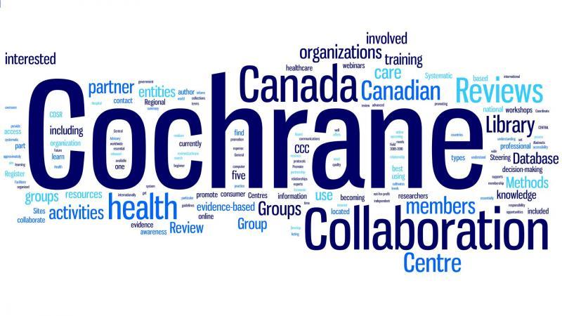 Αποτέλεσμα εικόνας για του Ινστιτουτου Cochrane