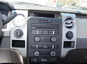 20092014 Ford F150 SuperCrew Car Audio Profile