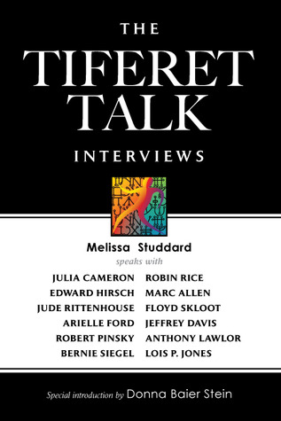 Cover of Tiferet Talk Interviews by Melissa Studdard