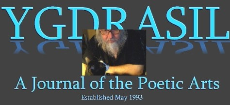 Cover of Ygdrasil - Journal of the Poetic Arts