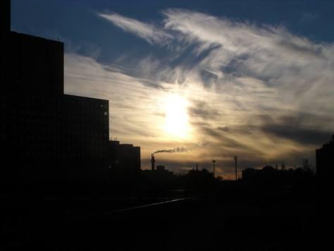 Photo of Sunrise over Ottawa
