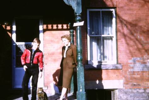 Klaus J Gerken 1960, Nelson Street, Ottawa